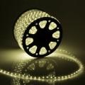 Дюралайт 11 мм. круглый 1500 светодиодов. 3-х жильный 50 м с контроллером